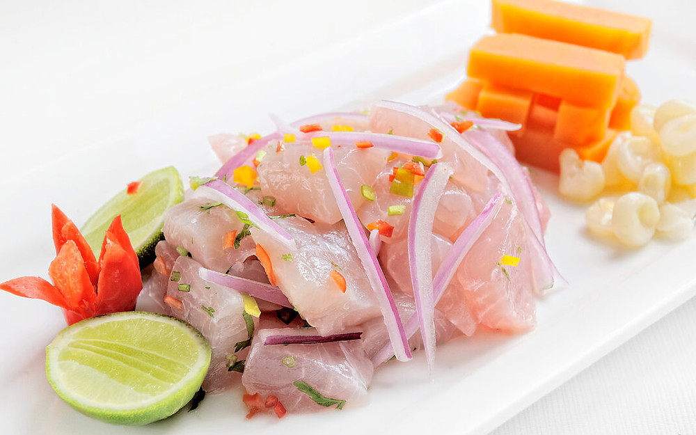 ceviche cookingwiththehamster