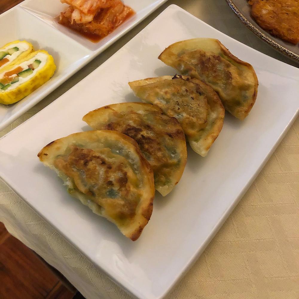 Mandu ginmi coreano milano Cookingwiththehamster