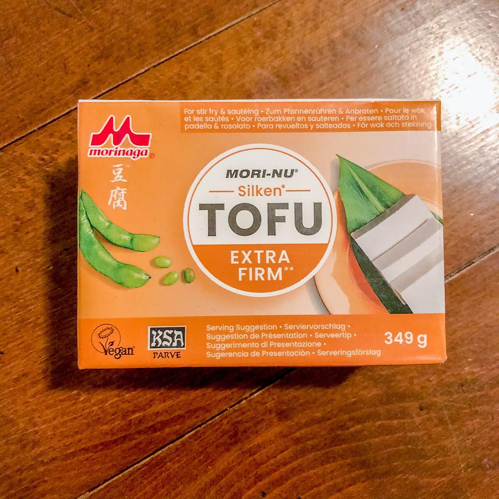 Tofu Cookingwiththehamster
