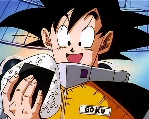 Dragon Ball cookingwiththehamster