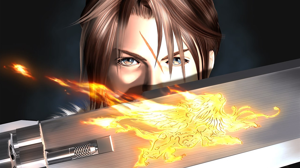 Final Fantasy VIII cookingwiththehamster
