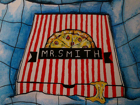 Mr. Smith's Story Begins With A Takeaway