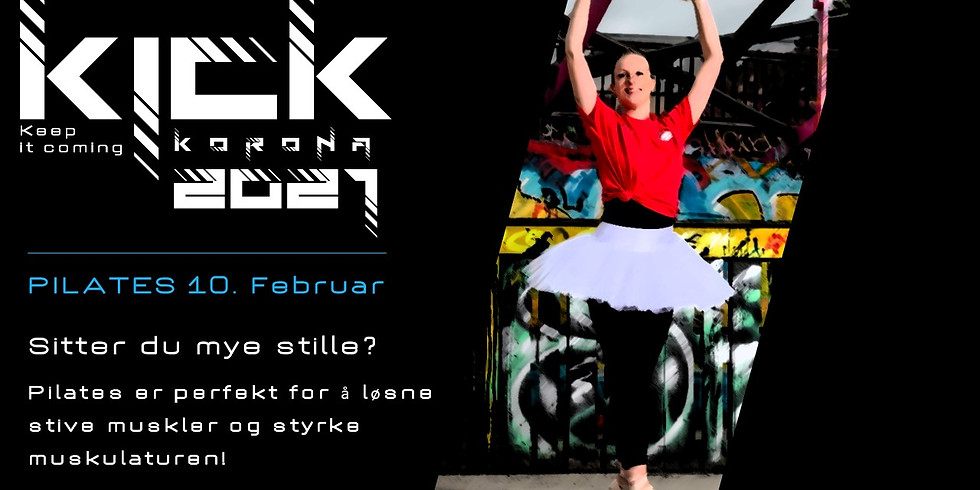 KICK 2021 - Pilates med en ballerina!