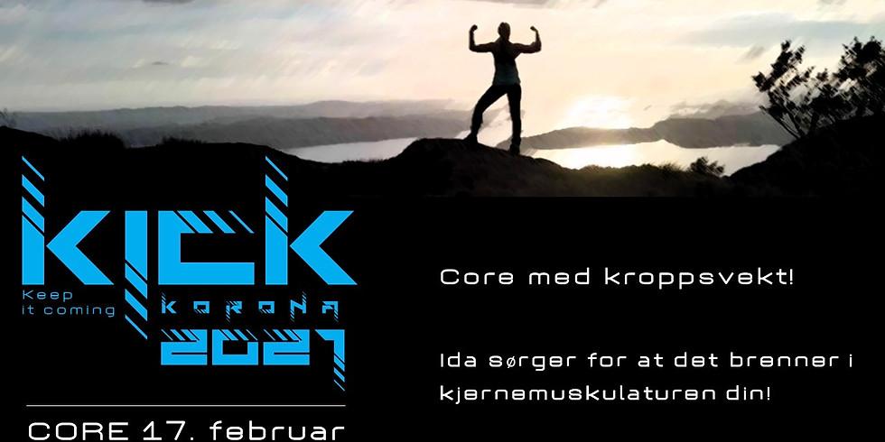 KICK 2021 - Core med Ida!