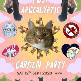 wuuuut the shiiiitt??? There's gunna be a gig?? Doggy-doggy-what-now?