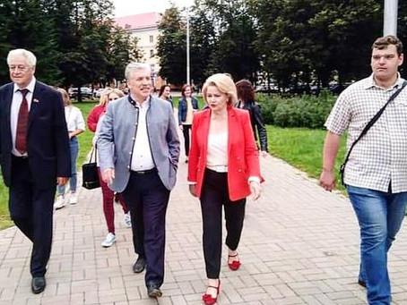Грязная кампания против народного кандидата П.Н. Грудинина