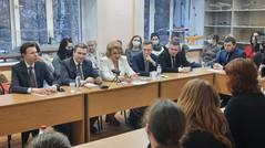 Встреча в Королеве. Проблема сохранения дополнительного образования в России