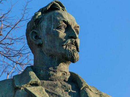 ДА – памятнику Ф.Э. Дзержинскому!