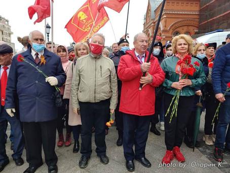 День Победы в Москве. Как это было...