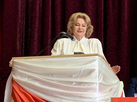 На III съезде Общероссийского Общественного Движения «Дети войны»
