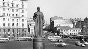 Вернуть памятник Ф.Э. Дзержинскому на его законное место!