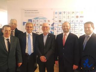 SportAccord and TAFISA Leadership meet