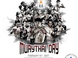 WMC and IFMA Honour Muaythai Day