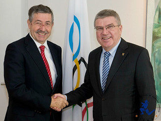 IOC President to attend The World Games Opening Ceremony