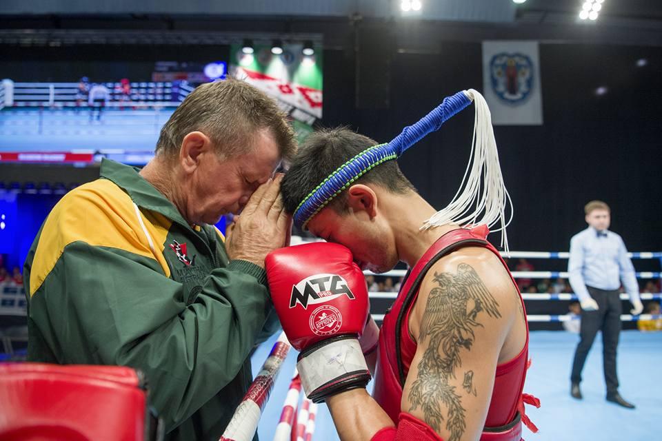 Muaythai Australia Billy Coulter 67kgs