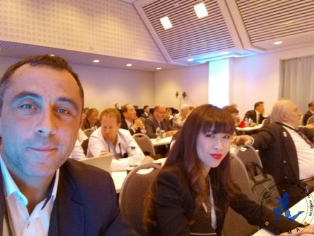 IFMA Attends this year's ARISF/IOC Workshop at the 2018 SportAccord Convention