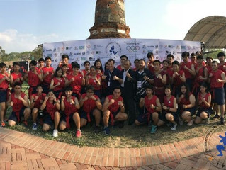 IFMA Booth a hit in Ayutthaya
