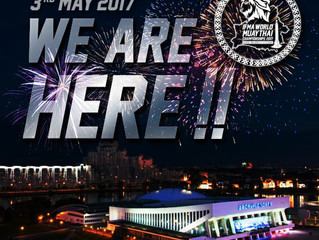 OMFA - We are here - Minsk, Belarus WC2017!