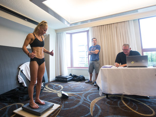 WEIGHT CUTTING: HOW MUCH? HOW SAFE?