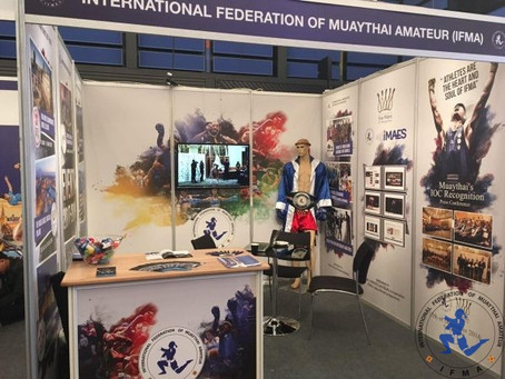 IFMA at the SportAccord Convention – Day One