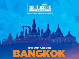 Muaythai Motherland to Host SportAccord Convention 2018