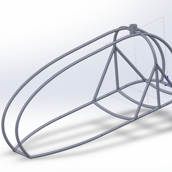 PAL-V Chassis Design with FEA