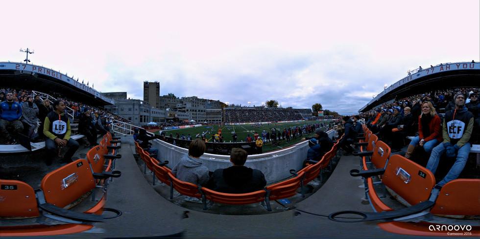 MONTREAL ALOUETTES | Percival Molson Memorial Stadium, Montréal (QC)