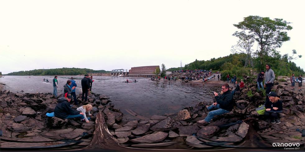 CLASSIQUE INTERNATIONALE DE CANOTS 2017 | Saint-Maurice river, Shawinigan (QC)