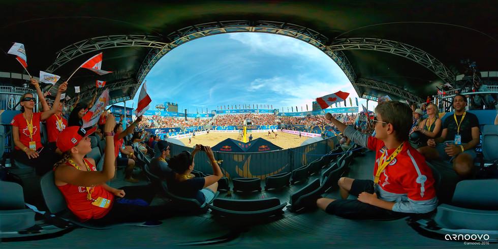 FINALES DU FIBV SWATCH BEACH VOLLEYBALL WORLD TOUR | Toronto (ON)