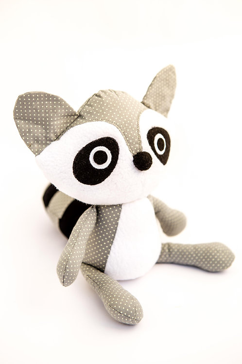 Stuffed Raccoon