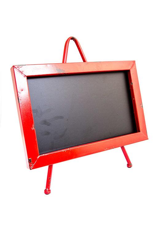 Standing Metal Frame - Chalkboard