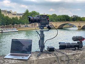 Service de montage vidéo, post-production avec étalonnage, Motion Design