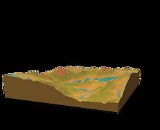 Modélisation 3D et photogrammétrie par Lidar en Guyane et Guadeloupe