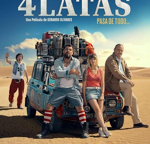 Tournage Film - 4 Latas