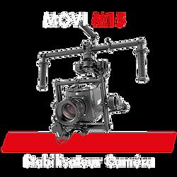 Stabilisateur caméra lourde pour cadreur caméra tournage cinéma ou clip