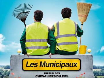 Tournage film - Les Municipaux