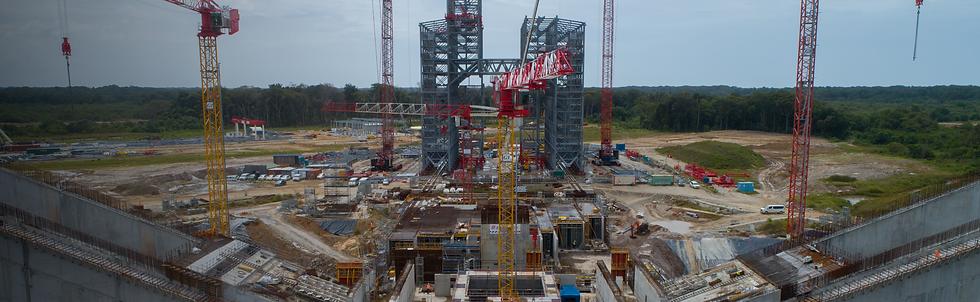 Inspection technique bâtiments, ouvrages, lignes électriques, suivi de chantier en Guyane et Antilles