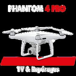 Drone P4Pro pour pilote de drone pour tournage film, documentaire, télévision, film institutionnel et repérages