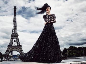 Shooting Fashion Show - Paris/Hong Kong