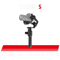 Stabilisateur caméra pour cadreur caméra tournage cinéma, clip ou reportage