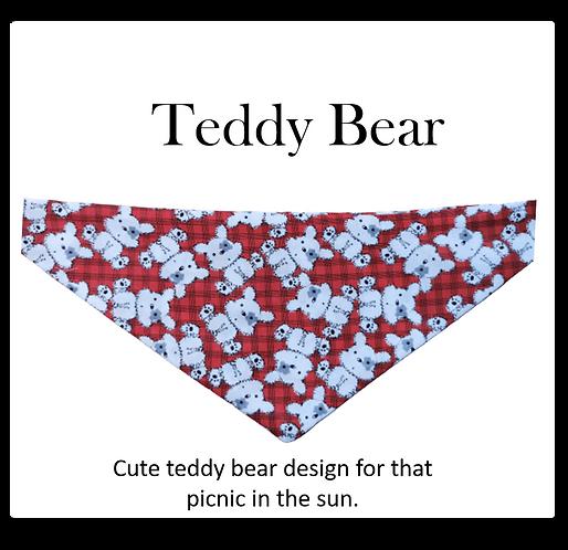 Bandana - Teddy Bear
