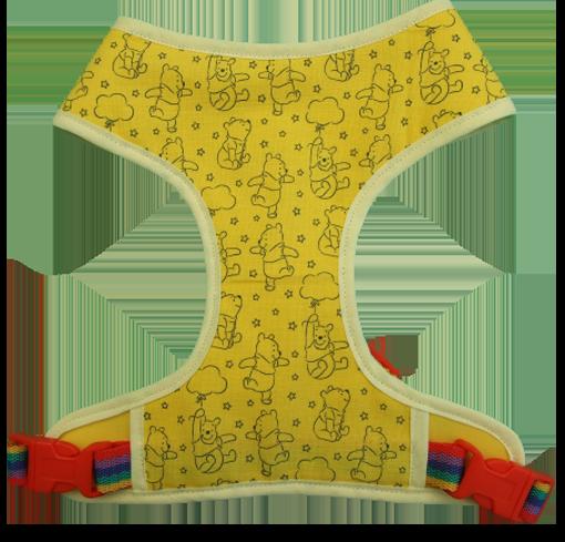 Harness 01 - Winnie the pooh onYellow