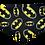Thumbnail: Bandana - Batman symbol