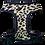 Thumbnail: Harness 01 - Leopard Print