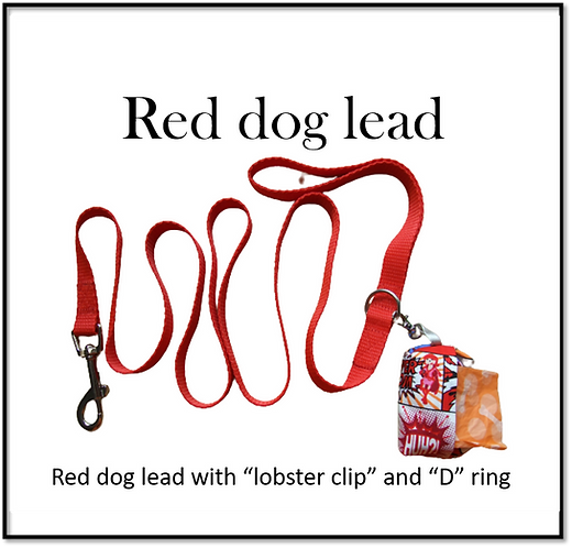 Red Dog Lead