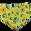 Thumbnail: Bandana - Honey bees on Yellow