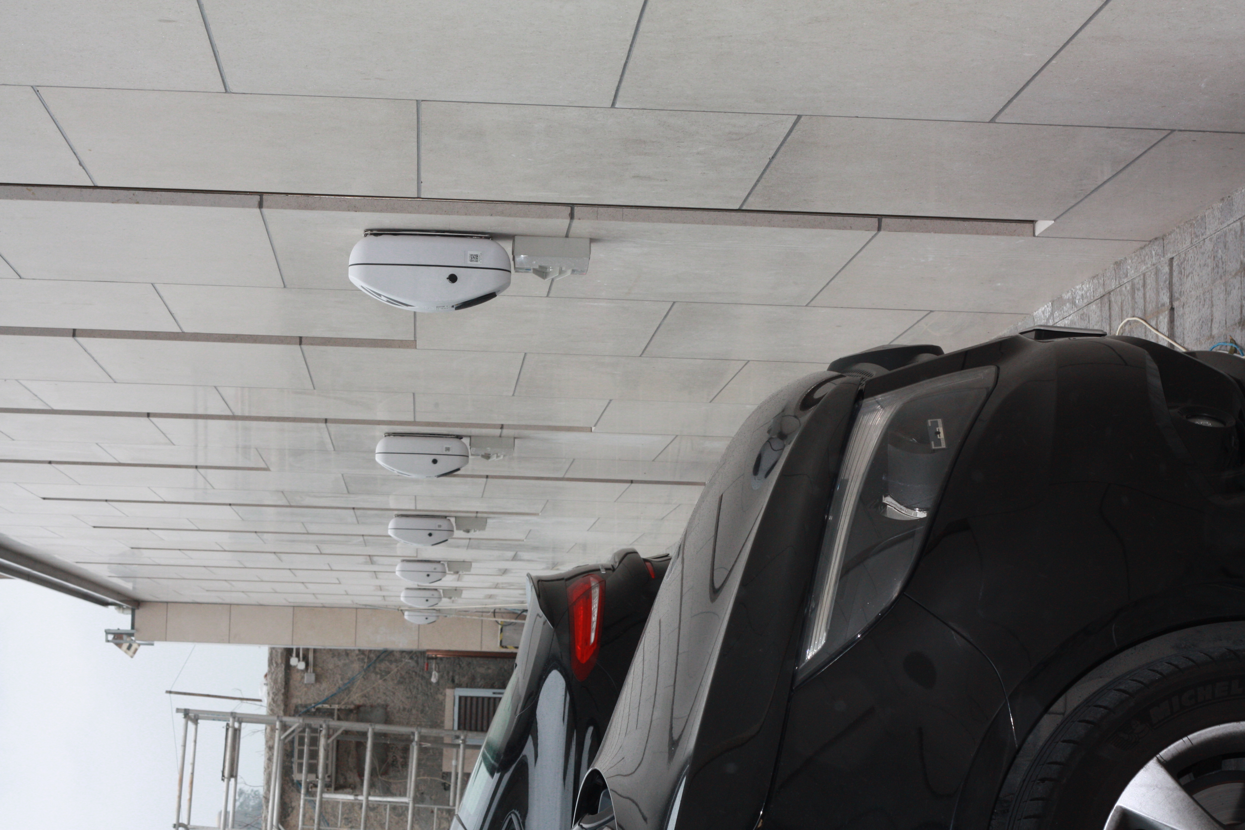 23 sets outdoor EV charger