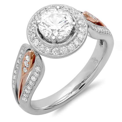 Naples Engagement Ring