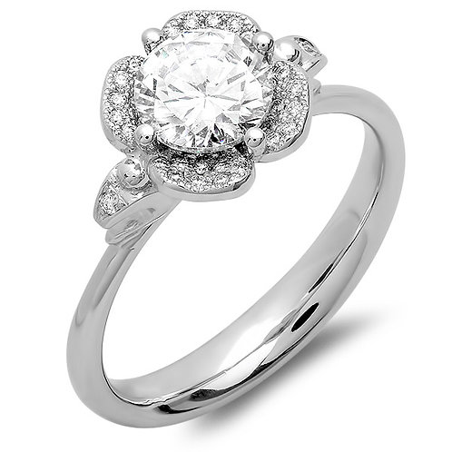 Cabo San Lucas Engagement Ring
