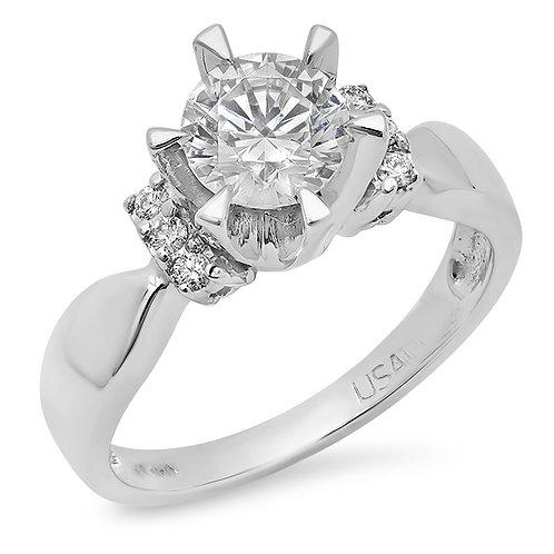 Trapani Engagement Ring